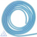 دستبند النگویی استیل طرح بی نهایت آبکاری طلا